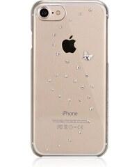 Zadní kryt Bling My Thing Papillon Pure Brilliance pro Apple iPhone 7 s krystaly Swarovski® IP7-PP-CL-CRY
