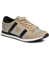 GUESS GUESS Blaney Low-Top Sneakers - gold