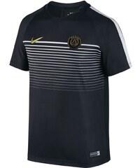 Nike Trička s krátkým rukávem Dětské Paris Saint Germain Squad Top Junior Nike