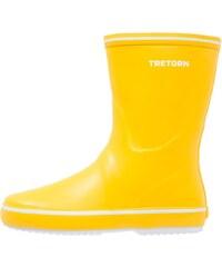 Tretorn STORM Bottes en caoutchouc yellow