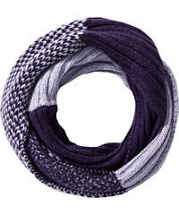 bpc bonprix collection Loop im Mustermix in lila von bonprix