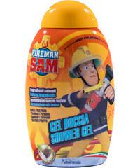 Feuerwehrmann Sam Duschgel gelb in Größe UNI für Jungen aus 95% natürliche