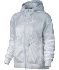 Nike W Windbreaker platinum/white