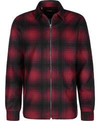 Selected SHXTwoBoban Langarmhemd red/black