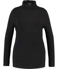 New Look Curves Tshirt à manches longues black