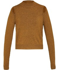 Urban Outfitters Pullover dark yellow