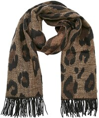 Urban Outfitters Écharpe brown