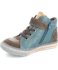 INDIGO Sneaker Leder