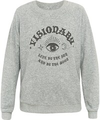 Urban Outfitters VISIONARY Sweatshirt grey