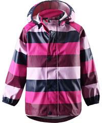 Reima Dívčí nepromokavá bunda Kupla - růžová