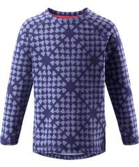 Reima Chlapecké vzorované funkční tričko Tiptoe - modré