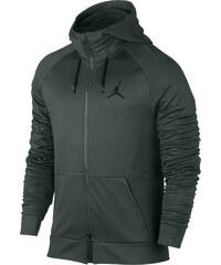 Jordan 360 Hooded Zipper grove green/black
