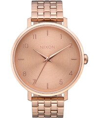 Nixon Damenuhr Arrow All Rose Gold A1090 897