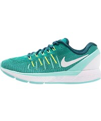 Nike Performance AIR ZOOM ODYSSEY 2 Laufschuh Stabilität clear jade/white/hyper turquoise/midnight turquoise/volt