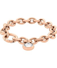 STEEL by Christ Armband rosegold coloured