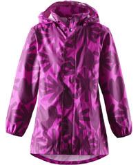 Reima Dívčí nepromokavý kabát Kaste - růžový