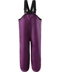 Reima Dívčí nepromokavé kalhoty Lammikko - vínové