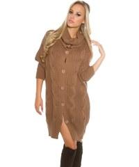 Koucla Pletený kabátek dámský