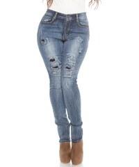Koucla Dámské stylové džíny