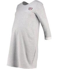 DP Maternity Robe en jersey grey
