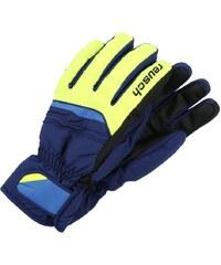 Reusch BALIN Gants neon yellow/imperial blue
