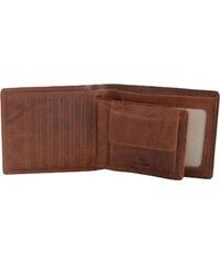 Geldbeutel Bronco Wallets Geldbörse Leder 12,5 cm von Spikes Sparrow