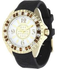 Armbanduhr Damen Armbanduhr JADE schwarz P13090JSG-28D von Police