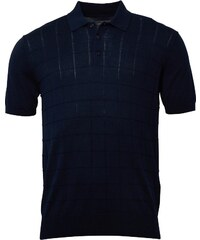 Peter Werth Mens Shaw Polo Navy
