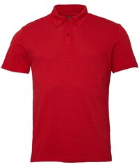 Peter Werth Mens Lombard Polo Red