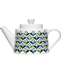 Porcelánová čajová konvice SAGAFORM Retro
