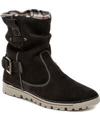 Weinbrenner W1775z02 černé dámské boty - POŠTOVNÉ ZDARMA - POŠTOVNÉ ZDARMA
