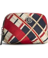 Kosmetický kufřík TOMMY HILFIGER - Poppy Make-Up Bag AW0AW03353 901