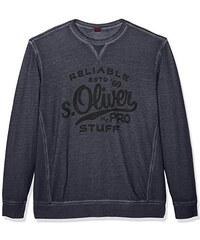 s.Oliver Big Size Herren Sweatshirt 15.609.41.2181