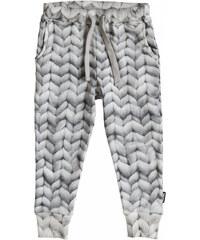 Šedé chlapecké kalhoty Snurk Twirre, vel. 104