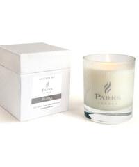 Parks candles Svíčka Moods White, 50 hodin hoření