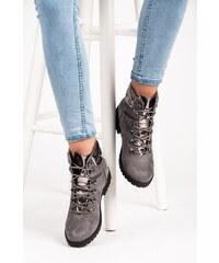 BETLER Módní šněrovací boty
