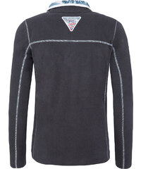 Nebulus Fleece-Sweater Limber - Anthrazit - S