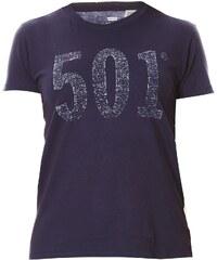 Levi's Vintage Perfect - T-Shirt aus Baumwolle - blau