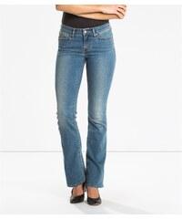 Levi's 715 - Jeans mit Bootcut - ausgewaschenes blau