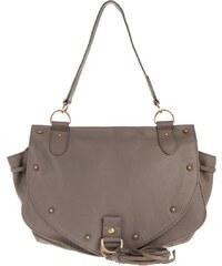 See By Chloé Sacs à Bandoulière, Collins Shoulder Bag Leather Taupe en marron, gris
