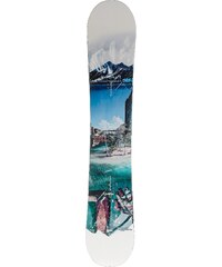 Nitro Snowboards Team Exposure Gullwing All-Mountain Board Herren