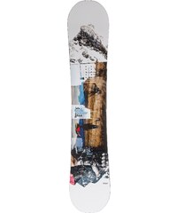 Nitro Snowboards Team Exposure Gullwing Wide All-Mountain Board Herren