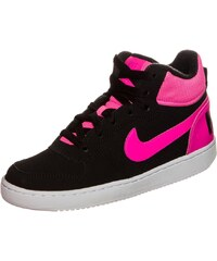 Nike Court Borough Mid Sneaker Kinder
