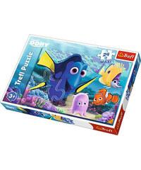 Maxi puzzle Hledá se Dory 24 dílků