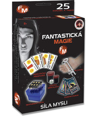 Studo Games Sada kouzel - Fantastická magie (síla mysli)