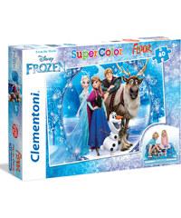 CLEMENTONI Puzzle Supercolor 40 - Frozen
