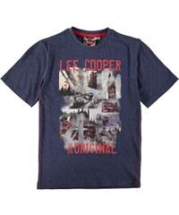 Tričko Lee Cooper Print - Londýn