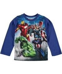 Character Tričko kluk dlouhý rukáv Avengers