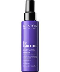 Revlon Professional BE FABULOUS Volumizing Hair Spray - objemový sprej na jemné vlasy 80ml