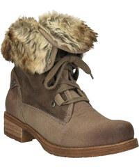 Baťa Dámská zimní obuv s kožíškem
